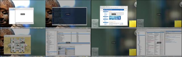 KDE 4 twinview