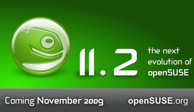 OpenSuse 11.2 RC2, sconsigliata agli utenti, consigliata agli sviluppatori