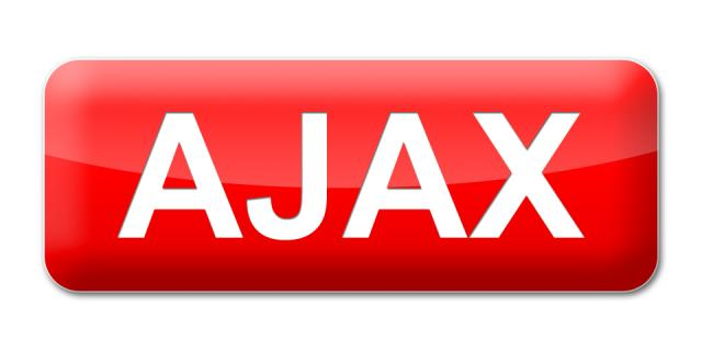 It's AJAX time!