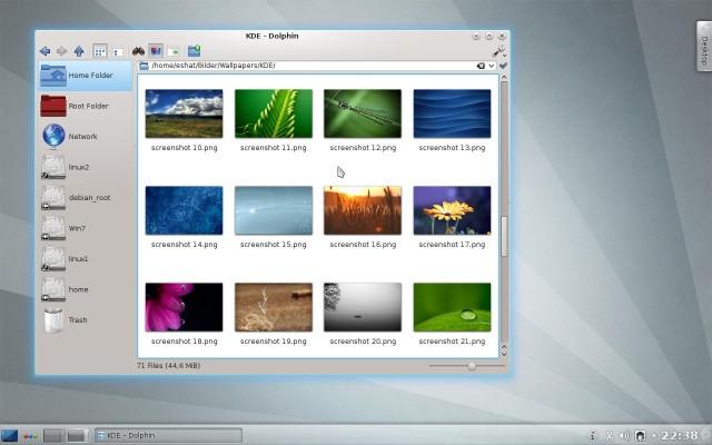 KDE 4.8, la nuova versione di KDE