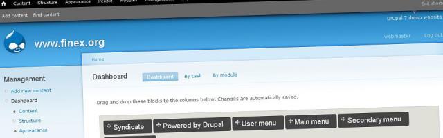 Recensione Drupal 7 Alpha