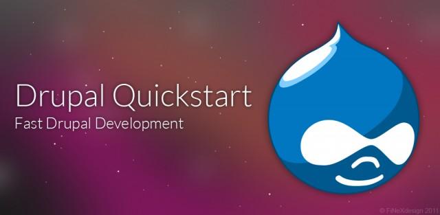 Drupal quickstart: siti Drupal con Ubuntu