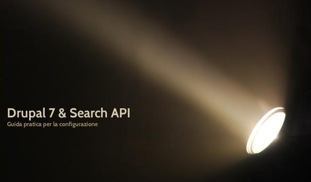 Drupal: ordinamento e ricerca fulltext sullo stesso campo con Search API Solr