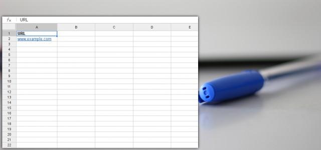 Trucchi SEO: estrarre le pagine indicizzate nella SERP di Google usando Google Docs