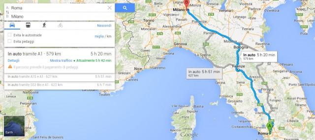 App Google Maps: il peggior update