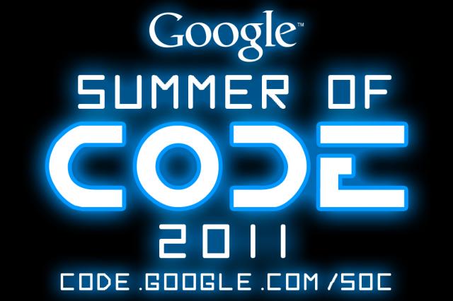 Google Summer of Code 2011