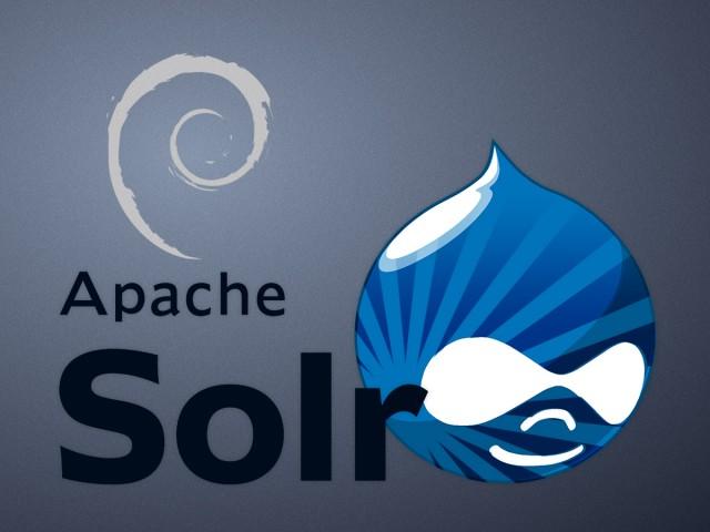 Guida per installare Apache Solr 5.x su Debian 8 per Drupal