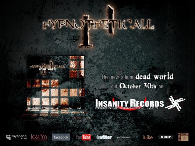 Nuovo album degli Hypnotheticall e restyling sito web