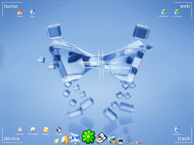 Screenshot 22/05/2004