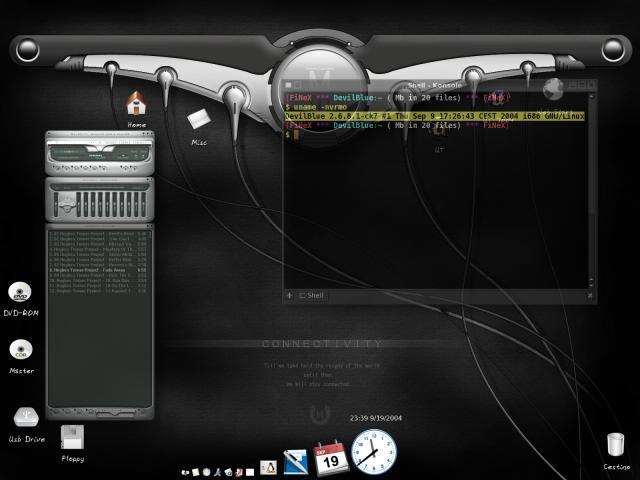 Screenshot 19/09/2004