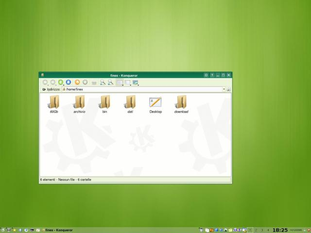 Screenshot 10/12/2005