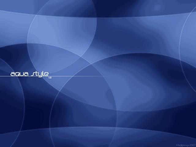 Aqua Style ver.1