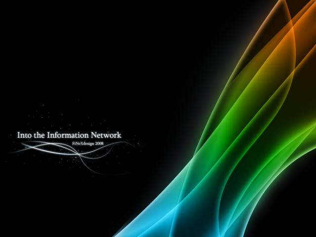 Into the Information Network