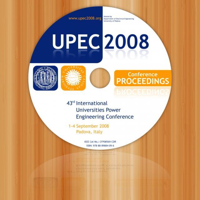 CD UPEC 2008