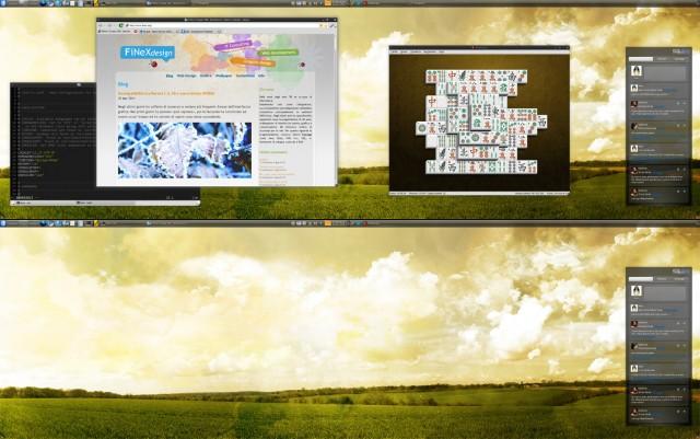 Screenshot KDE 4.6.2