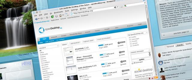 KDE 4.3.5 Ultimo aggiornamento senza SC
