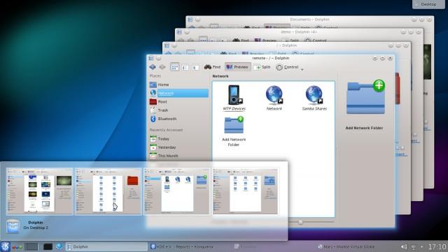 Le novità ed i bug di KDE 4.10