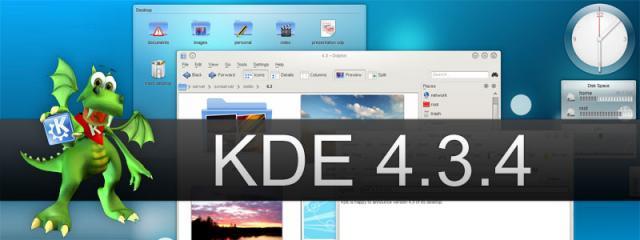 KDE SC 4.3.4