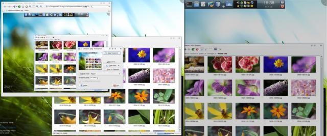 Pastebin plasmoid su KDE 4.2