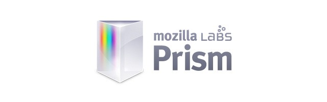 Mozilla Prism 1.0 beta 1