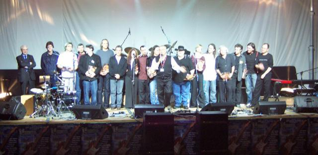 Serata finale a Soave 2005