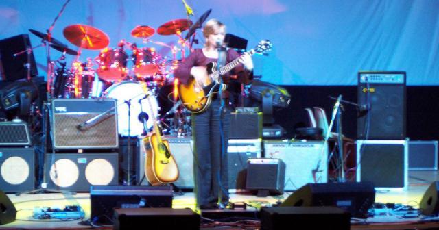 Prima serata a Soave 2005