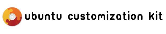 Ubuntu Customization Kit