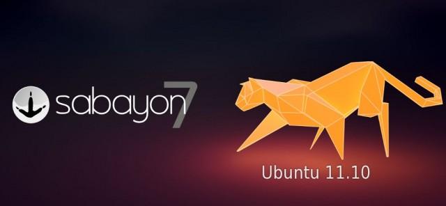 Ubuntu 11.10 e Sabayon 7