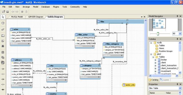 MySQL Workbench finalmente su Linux