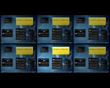 Dekstop Grid KDE