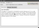 GDebi - Installazione pacchetto virtualbox da ubuntu