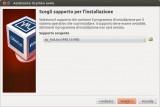 VirtualBox - Assistente primo avvio: scelta sorgente