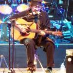 Steve White: Steve White, One man band!