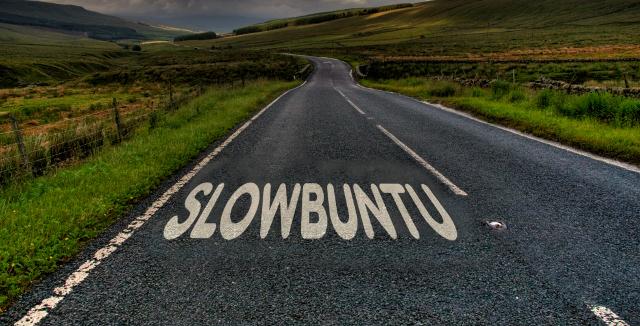 Slowbuntu, Ubuntu 9.04 slow
